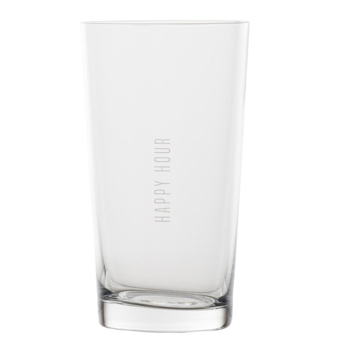 """Wasserglas - """"Happy hour"""" - räder"""