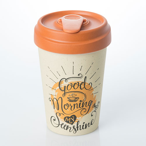 BambooCup - Good Morning Sunshine - chic.mic