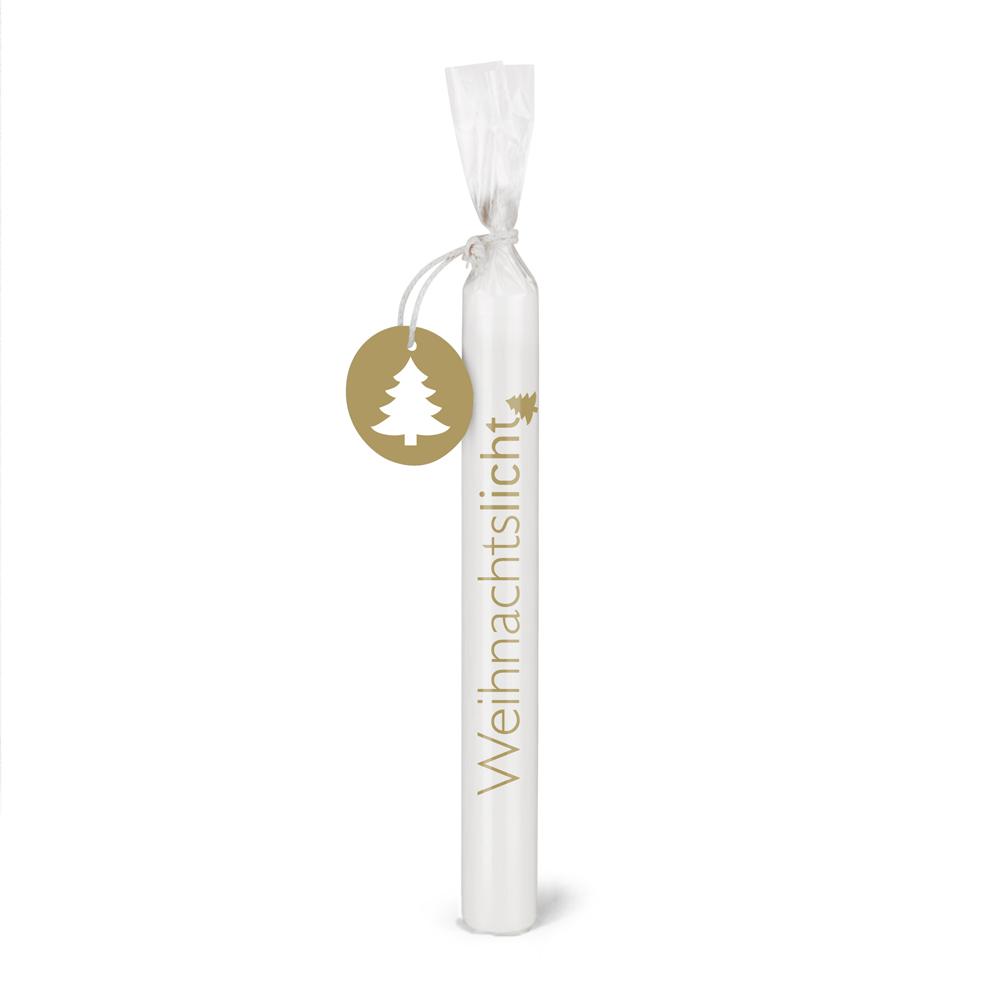 Weihnachtslicht-Kerze - Baum - Wünschelicht (Xmas)