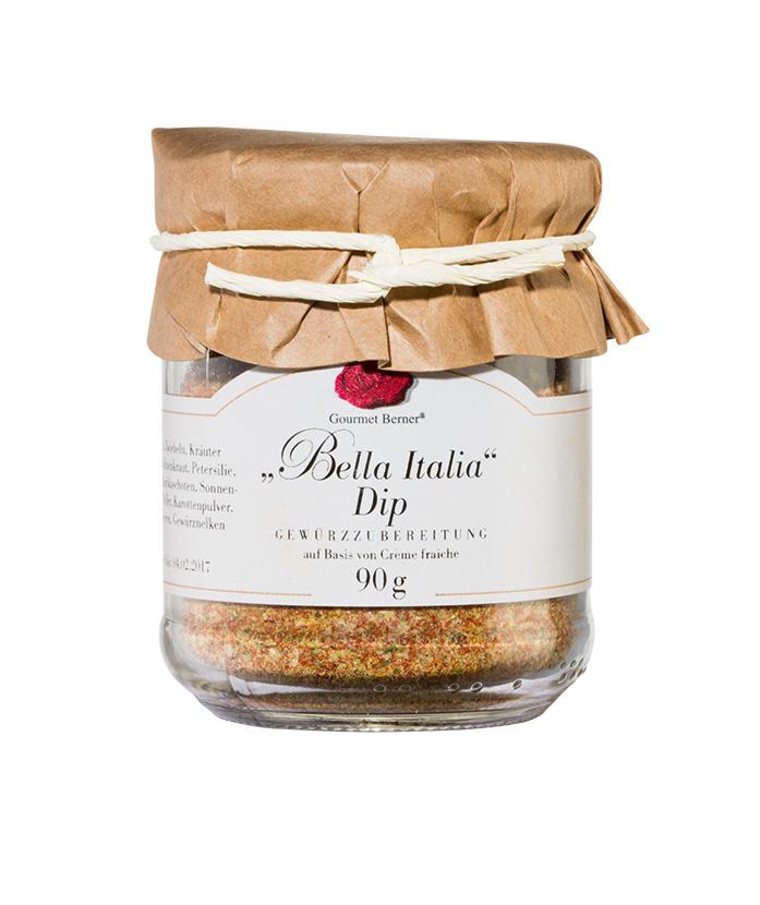 Bella Italia Dip - 90g Glas - Gourmet Berner
