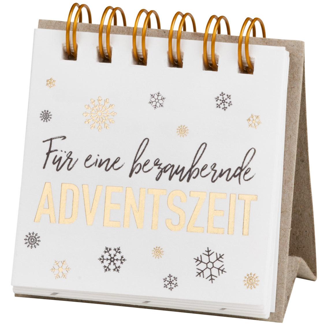 Kleine Adventsbotschaftschaften - Adventskalender - räder (Xmas)