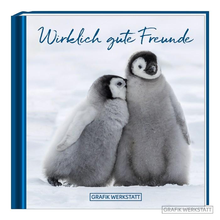 Minibuch - Freunde - Grafik Werkstatt