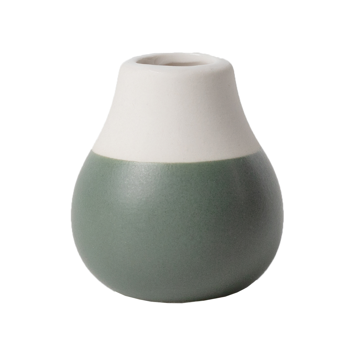"""Mini Vasen Grüntöne """"Set aus 4"""" - räder"""