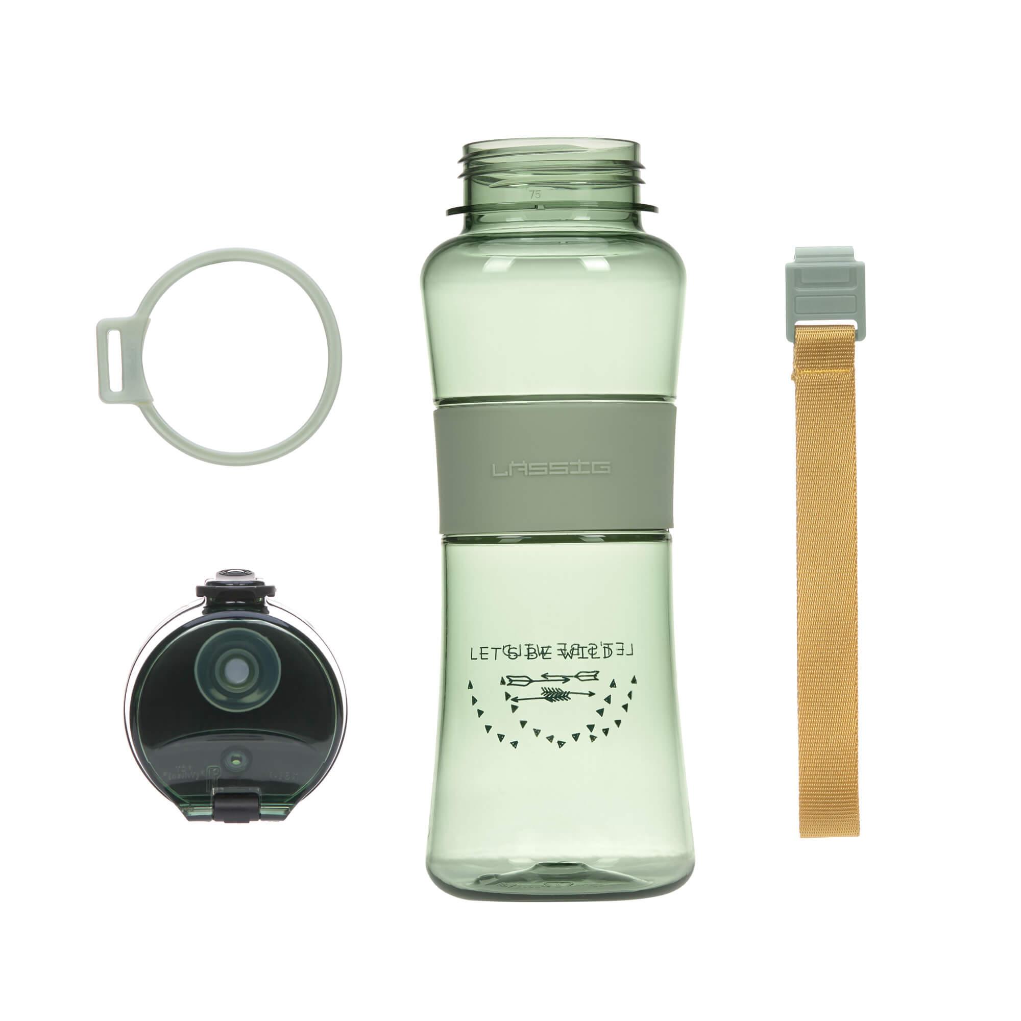 Kinder Trinkflasche - Drinking Bottle, Adventure Boys - Lässig