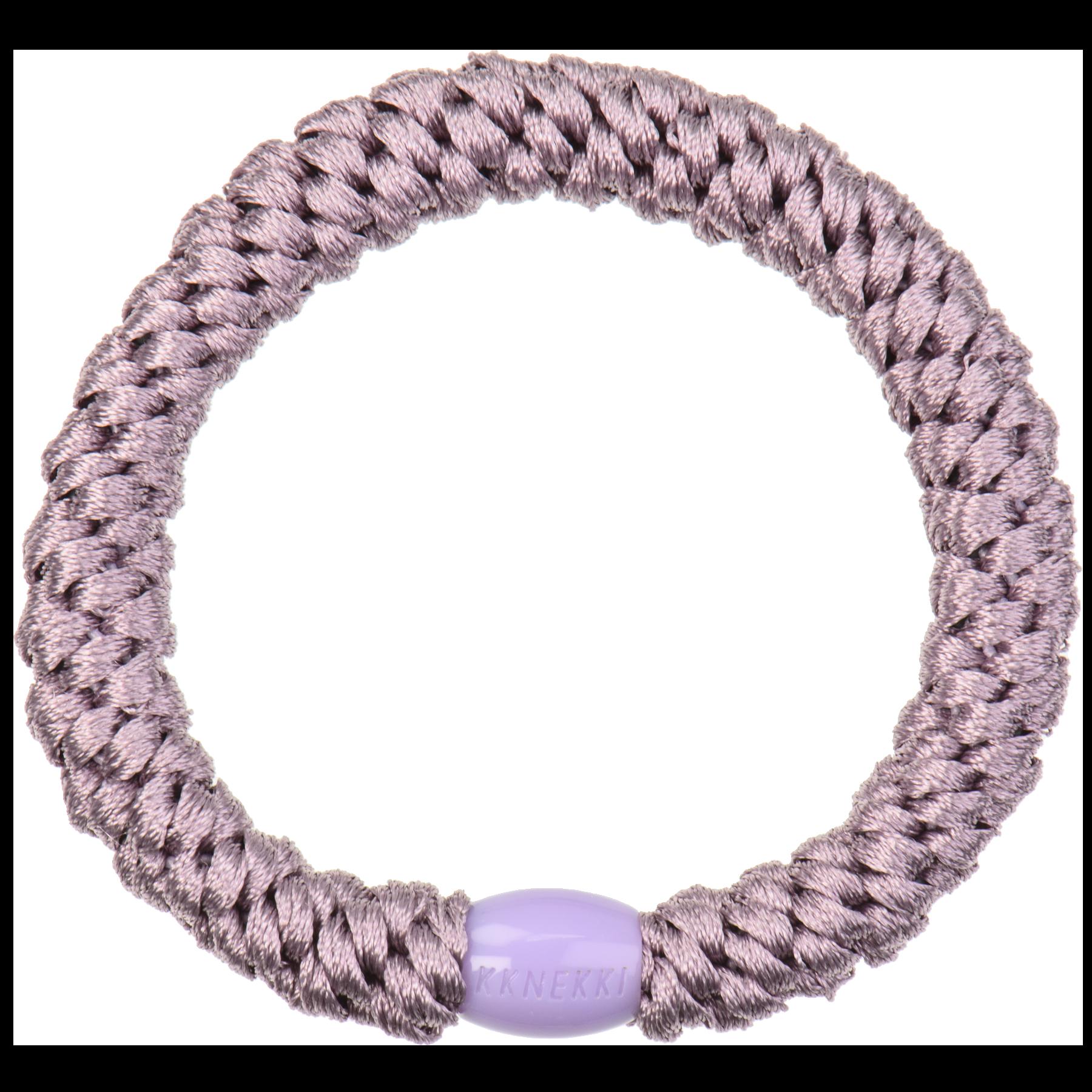 Haargummi / Armband - Pearl Levendel 5150 - KKNEKKI