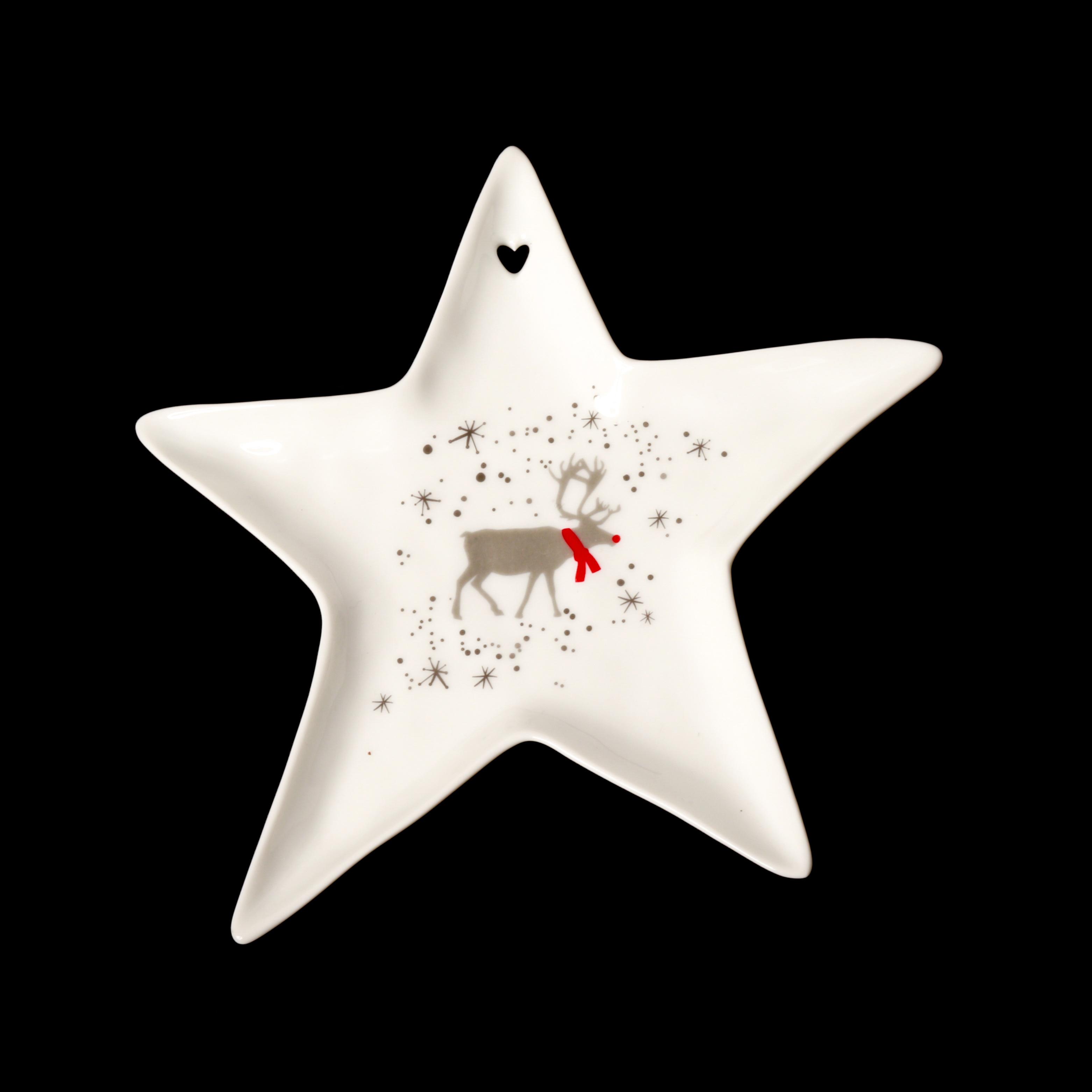Kleiner Sternenteller