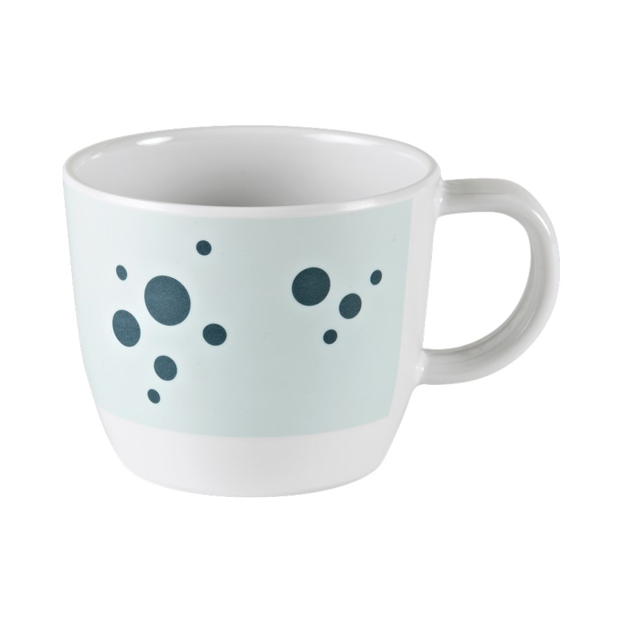 Henkelbecher blau- Cup Contour - blue - Done by Deer