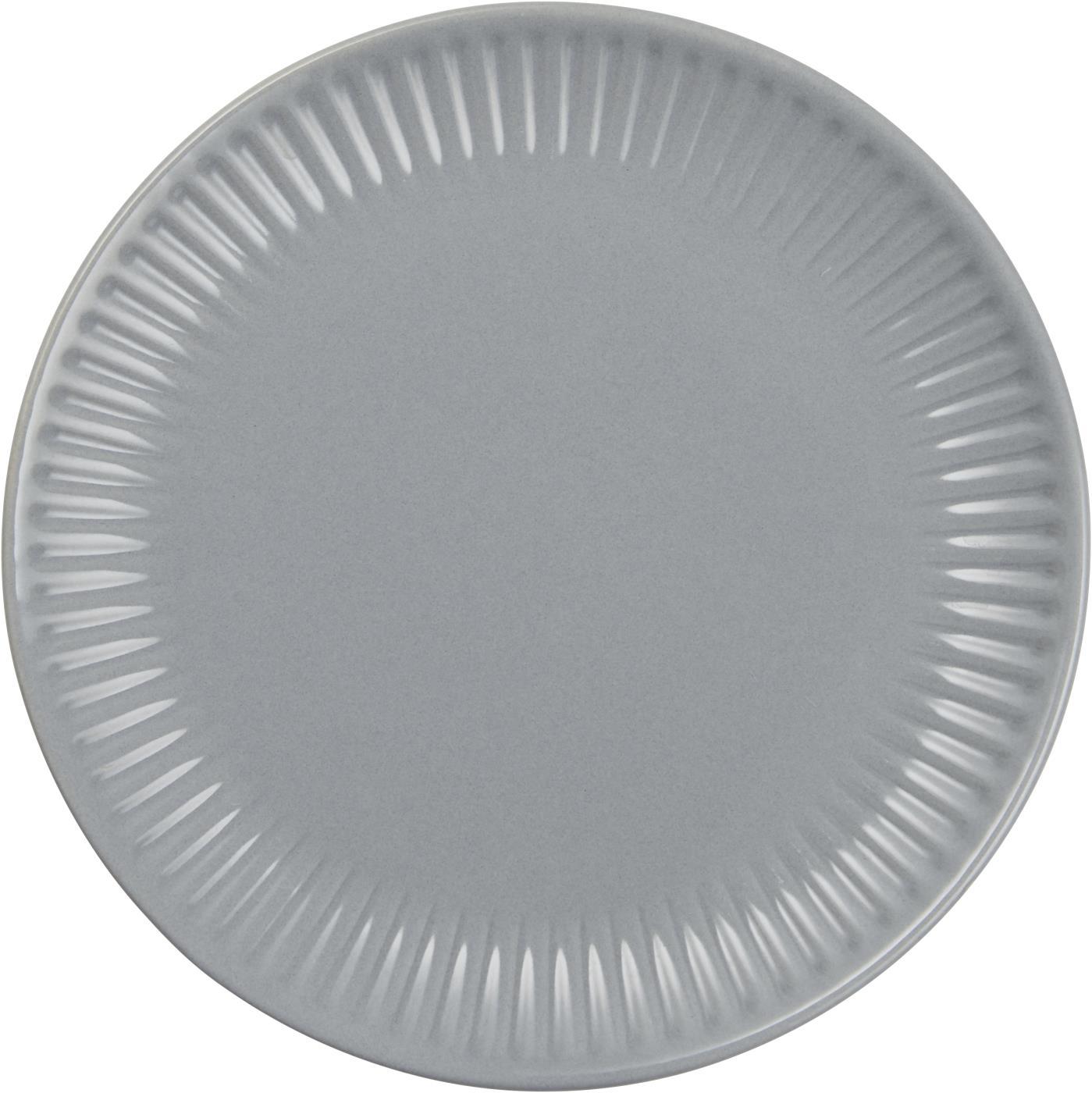 Frühstücksteller - Mynte French Grey - IB Laursen