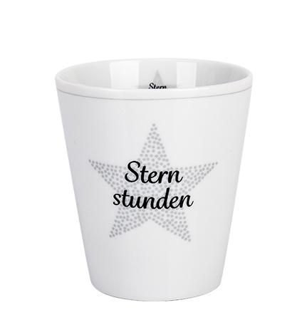 Kaffeebecher - Sternstunden - Krasilnikoff