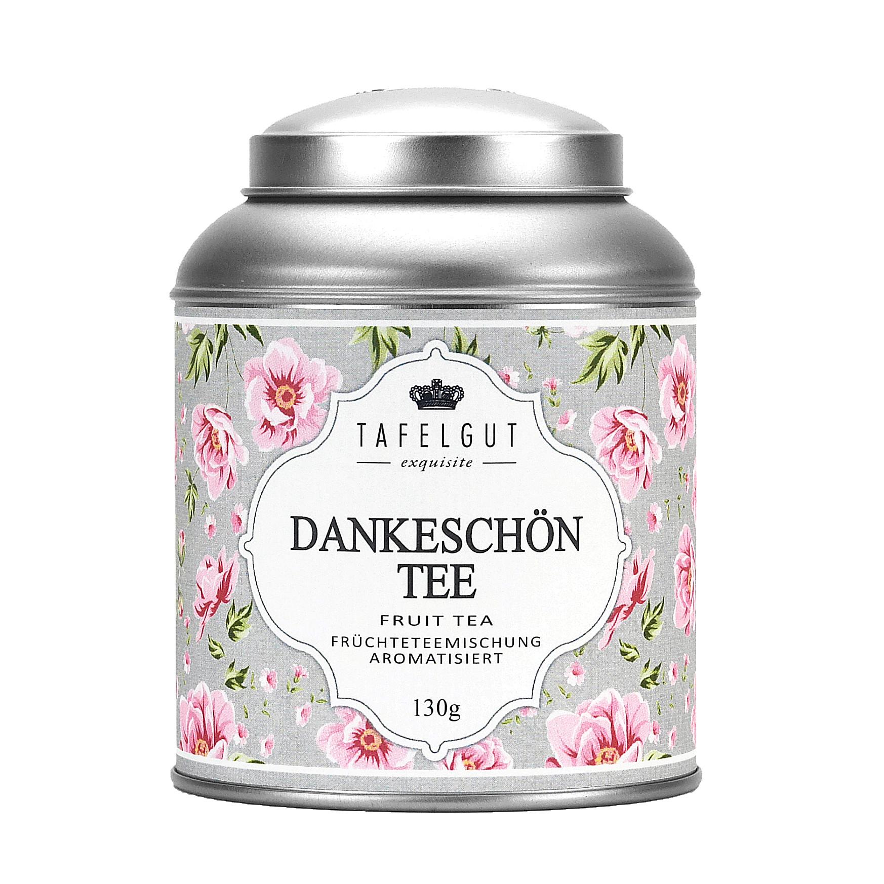 """Tee """"Dankeschön Tee"""" - Tafelgut"""