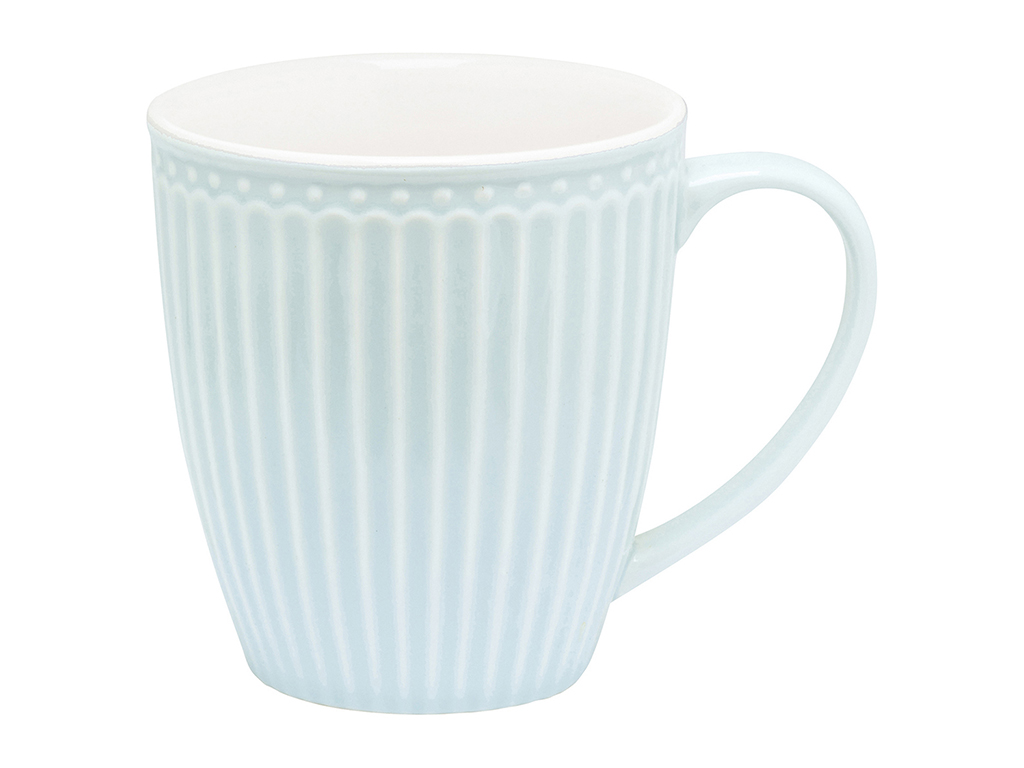 Becher mit Henkel - Alice pale blue - Greengate