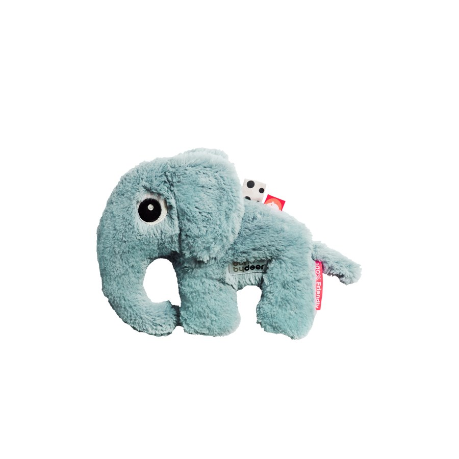 Kuscheltier - Elefant - Cuddle cute - Elphee - blue - Done by Deer
