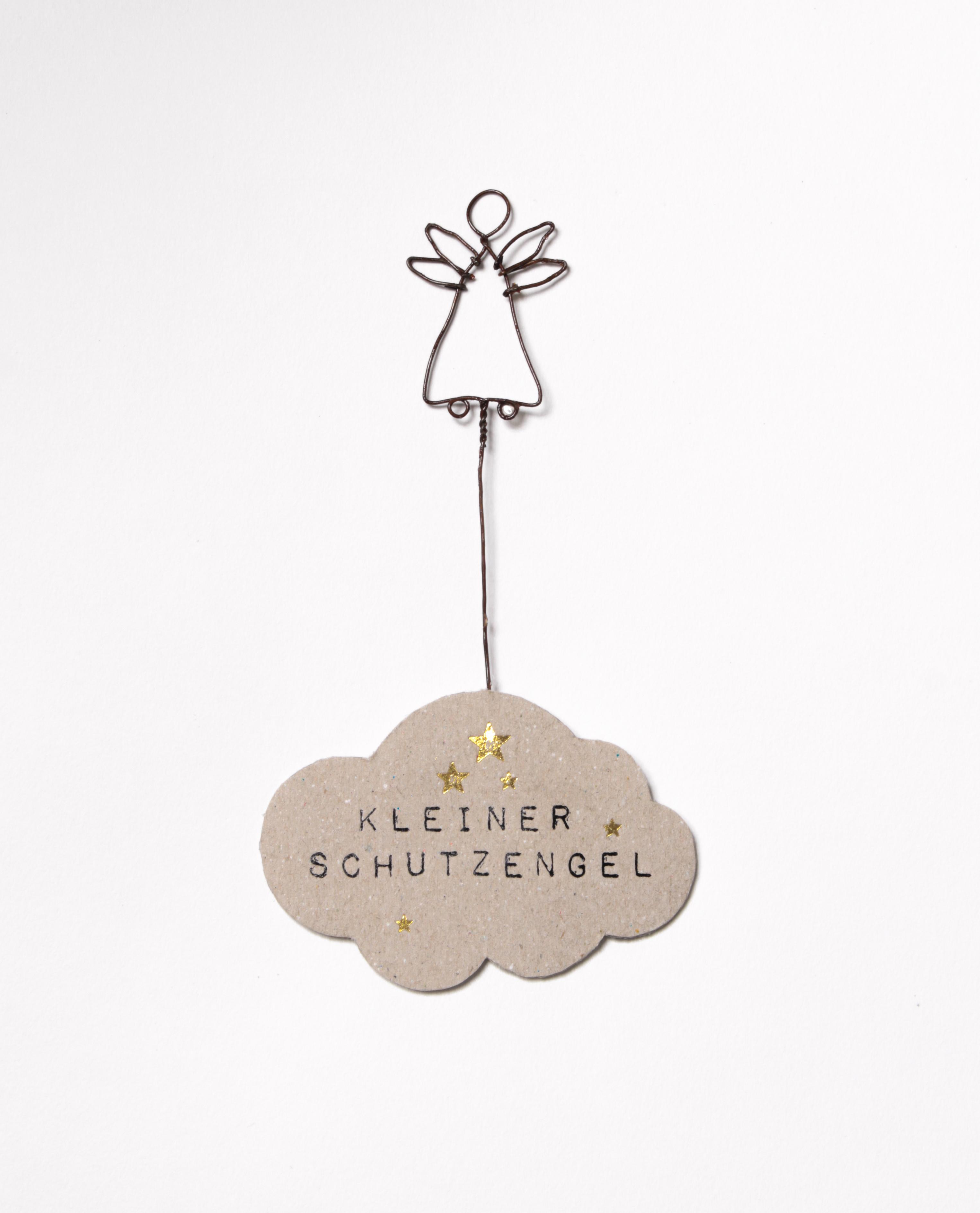 Grußzeichen - Kleiner Schutzengel - Good old friends