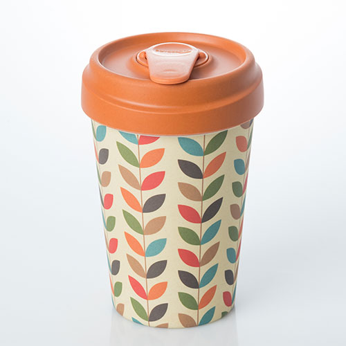 BambooCup - Bright Leaves - chic.mic