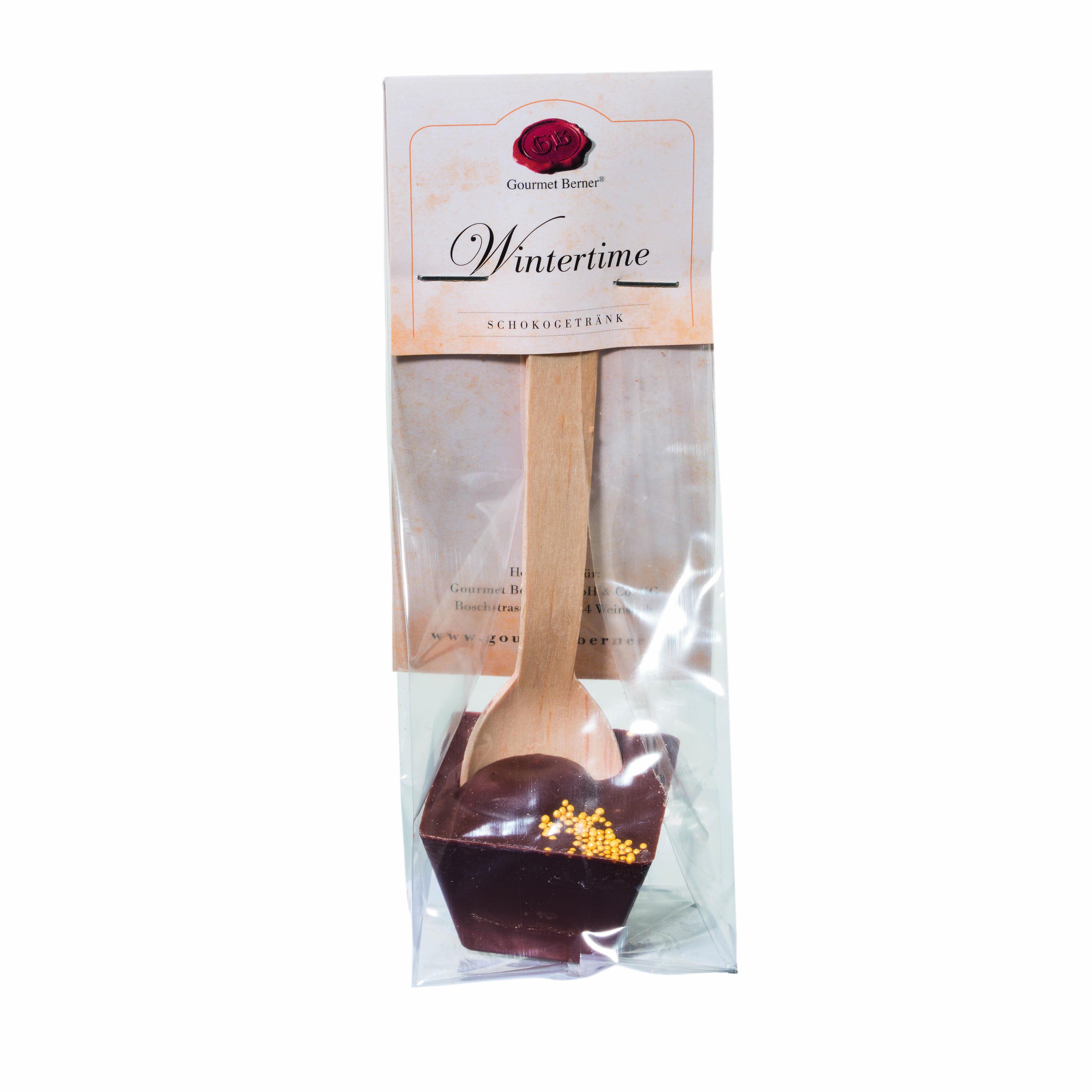 "Trinkschokolade ""Wintertime"" - Gourmet Berner"