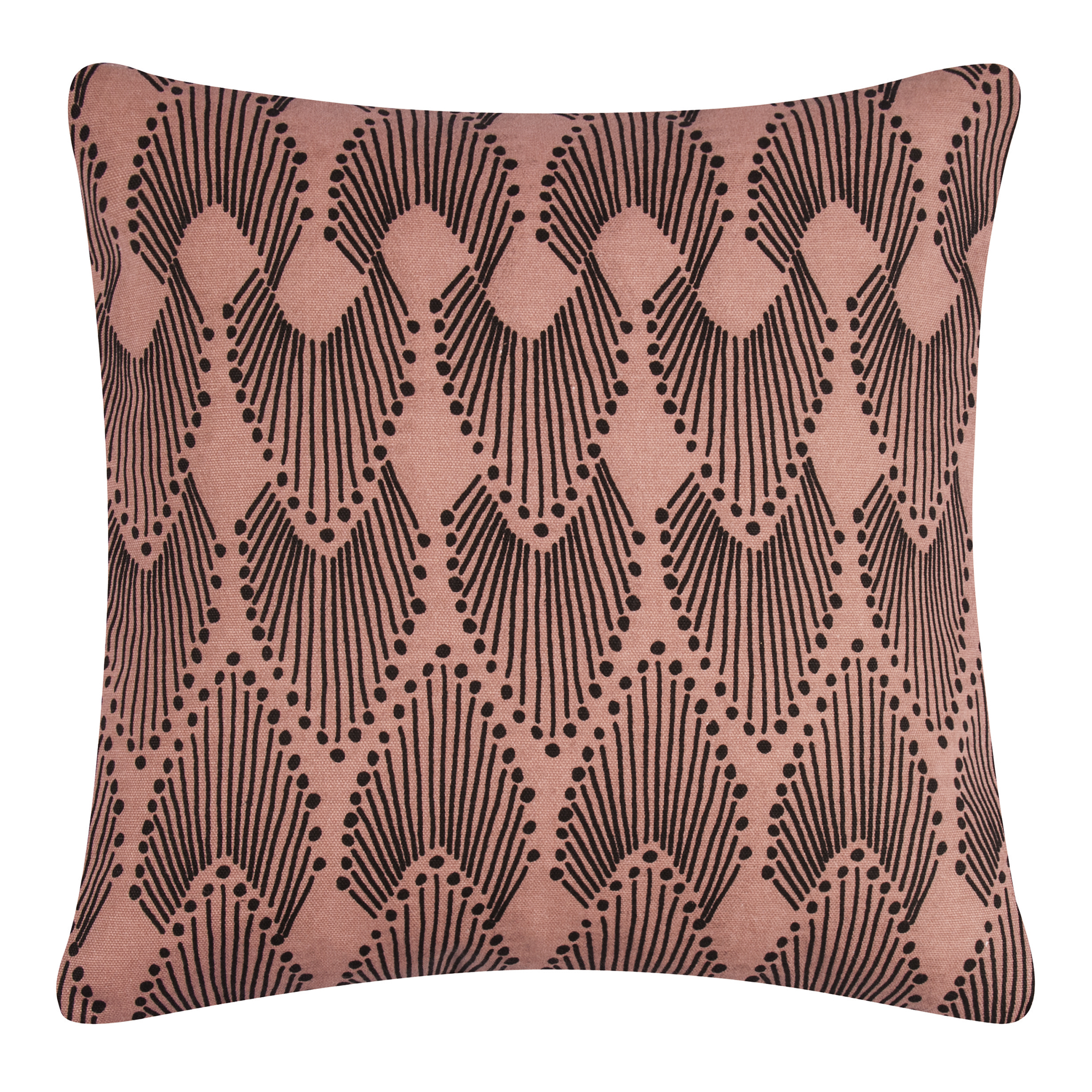Kissenhülle - Flair Dusty Pink 40x40 - PAD home design