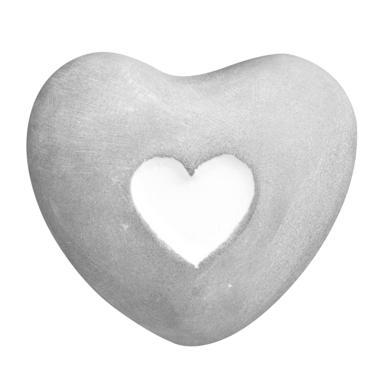 Betonherz - Herz - räder