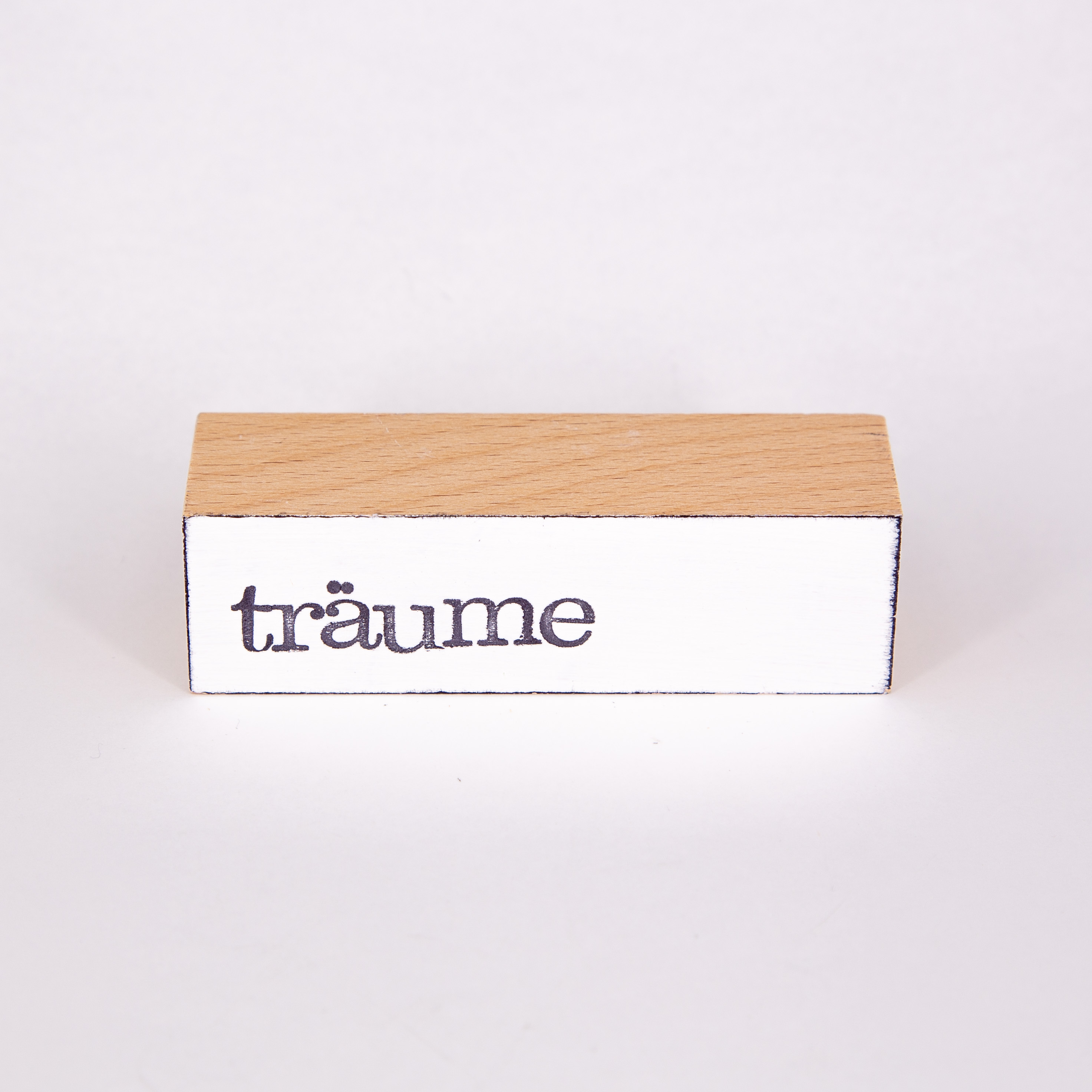 "Baustein - ""träume"" - iopla"