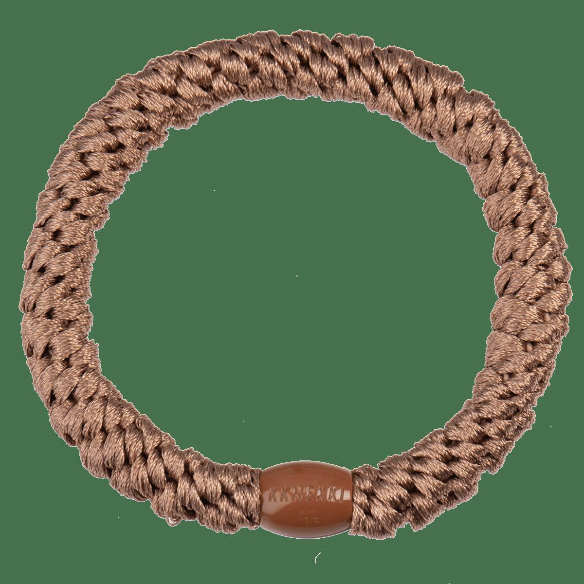 Haargummi / Armband - Nougat 5105 - KKNEKKI