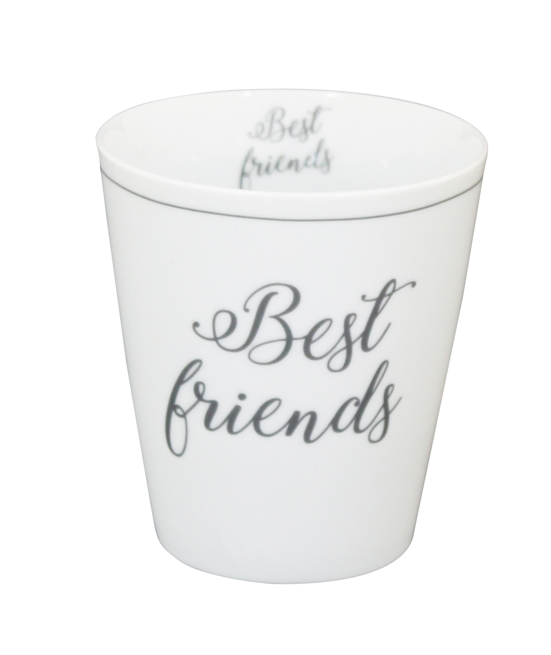 Kaffeebecher - Best Friends - Krasilnikoff