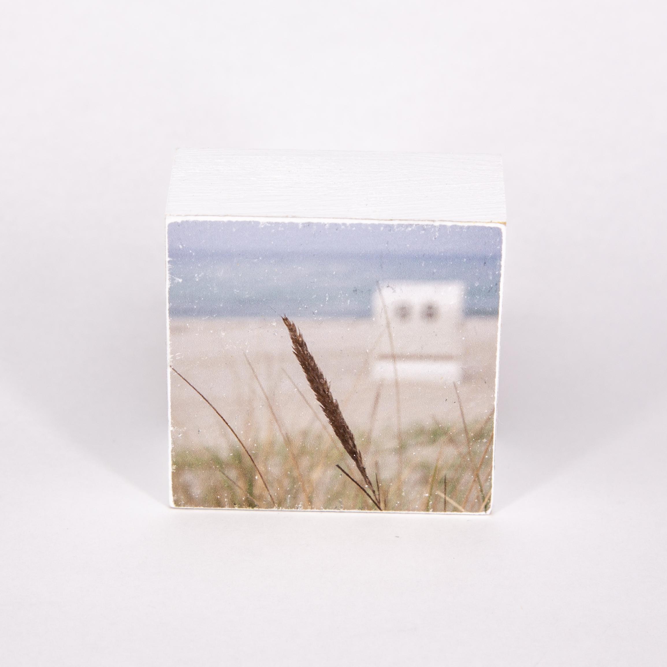 """Mini Fotoplatte - """"halm+korb"""" - iopla"""