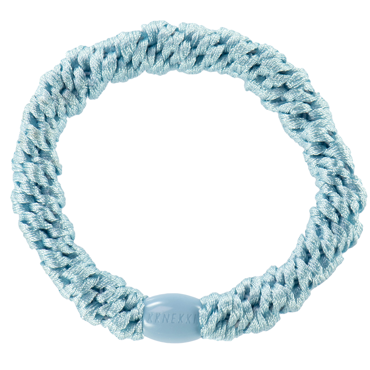 Haargummi / Armband - Light Blue 16441 - KKNEKKI