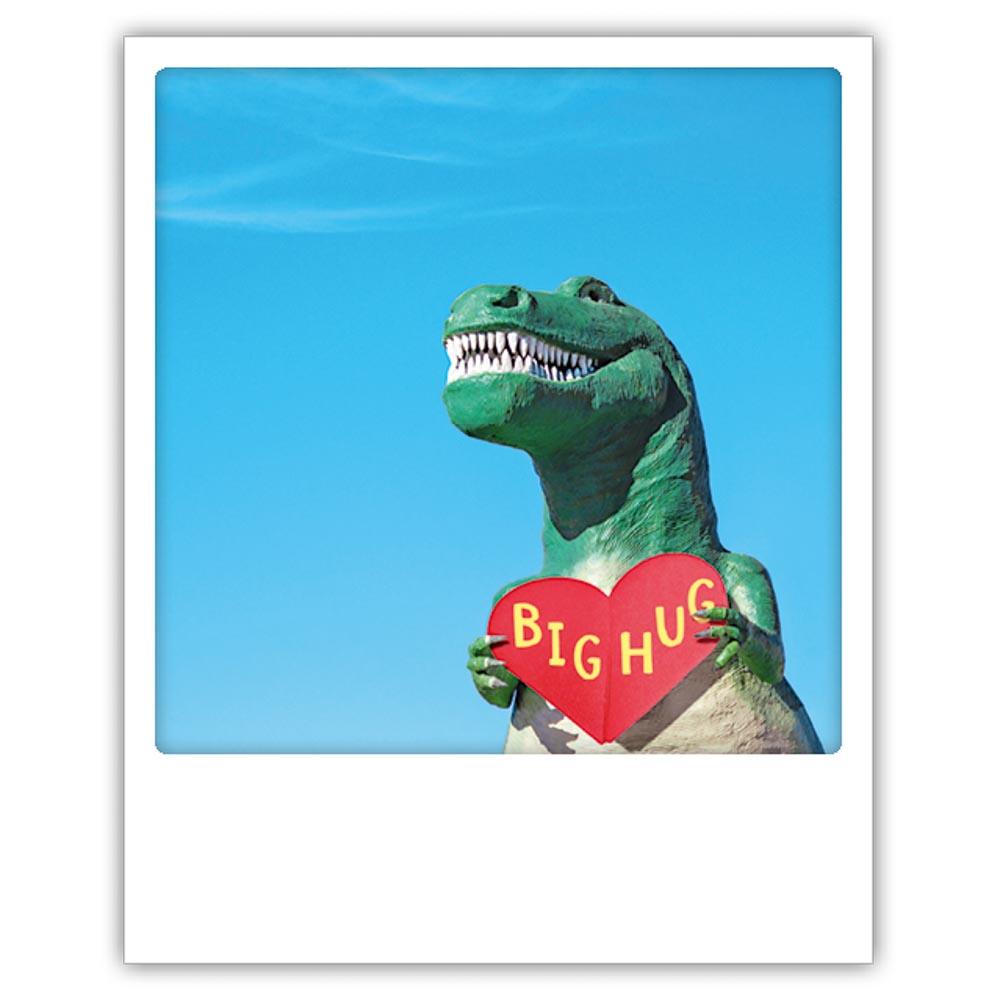 """Photo-Postkarte """"Big Hug"""" - ZG 0737 - DE - Pickmotion"""
