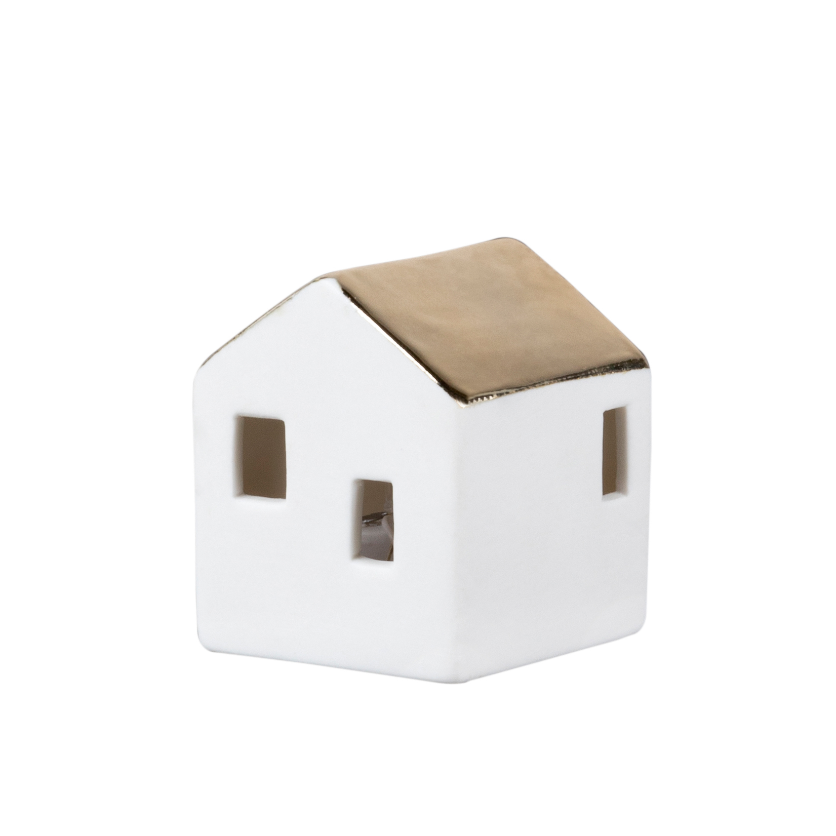 "Mini LED Lichthaus ""mittel"" - räder (Xmas)"
