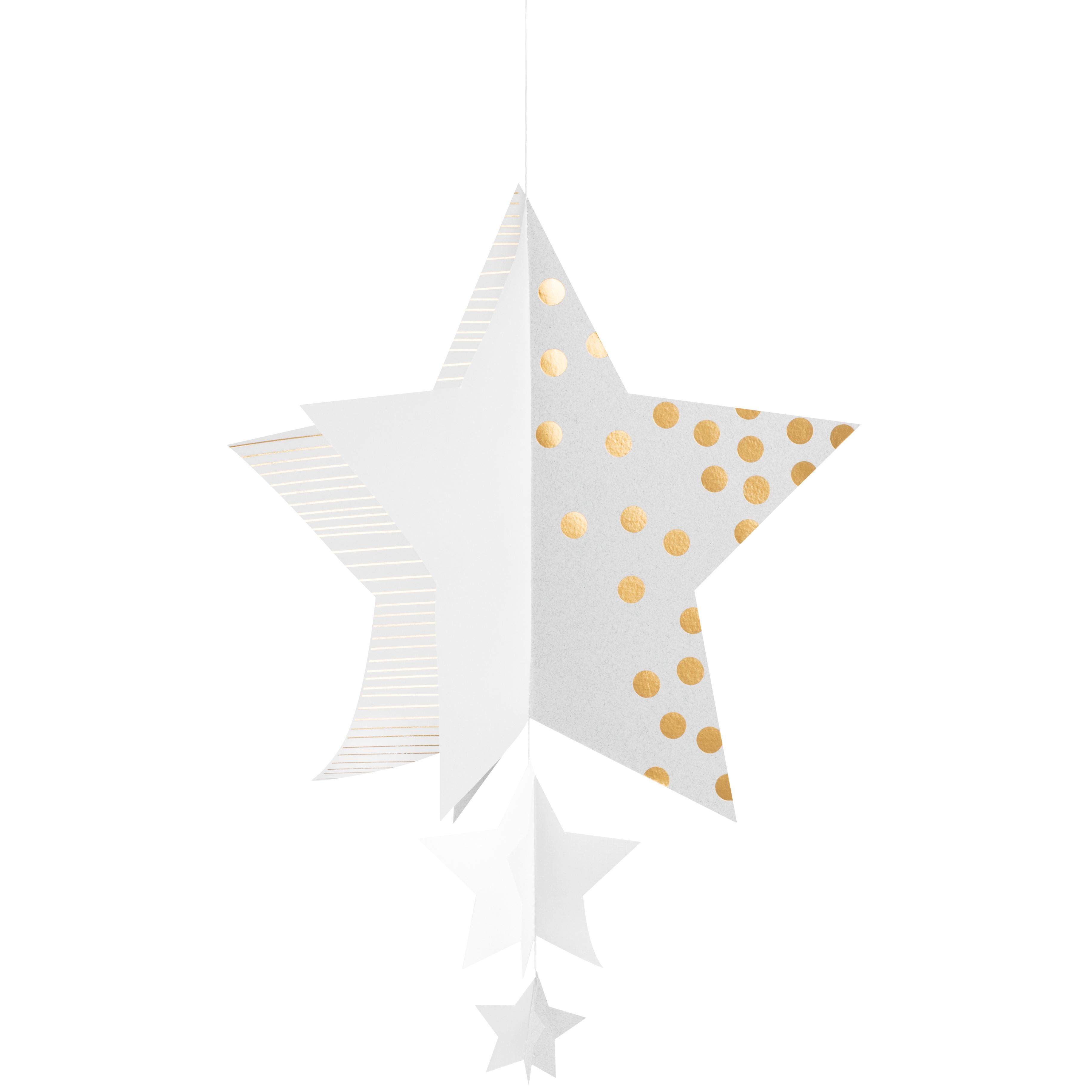 """Sternenornament """"3D"""" - räder (Xmas)"""