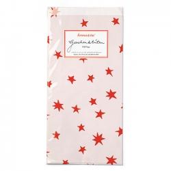Geschenktüten - Sterne Rosa Rot - krima&isa