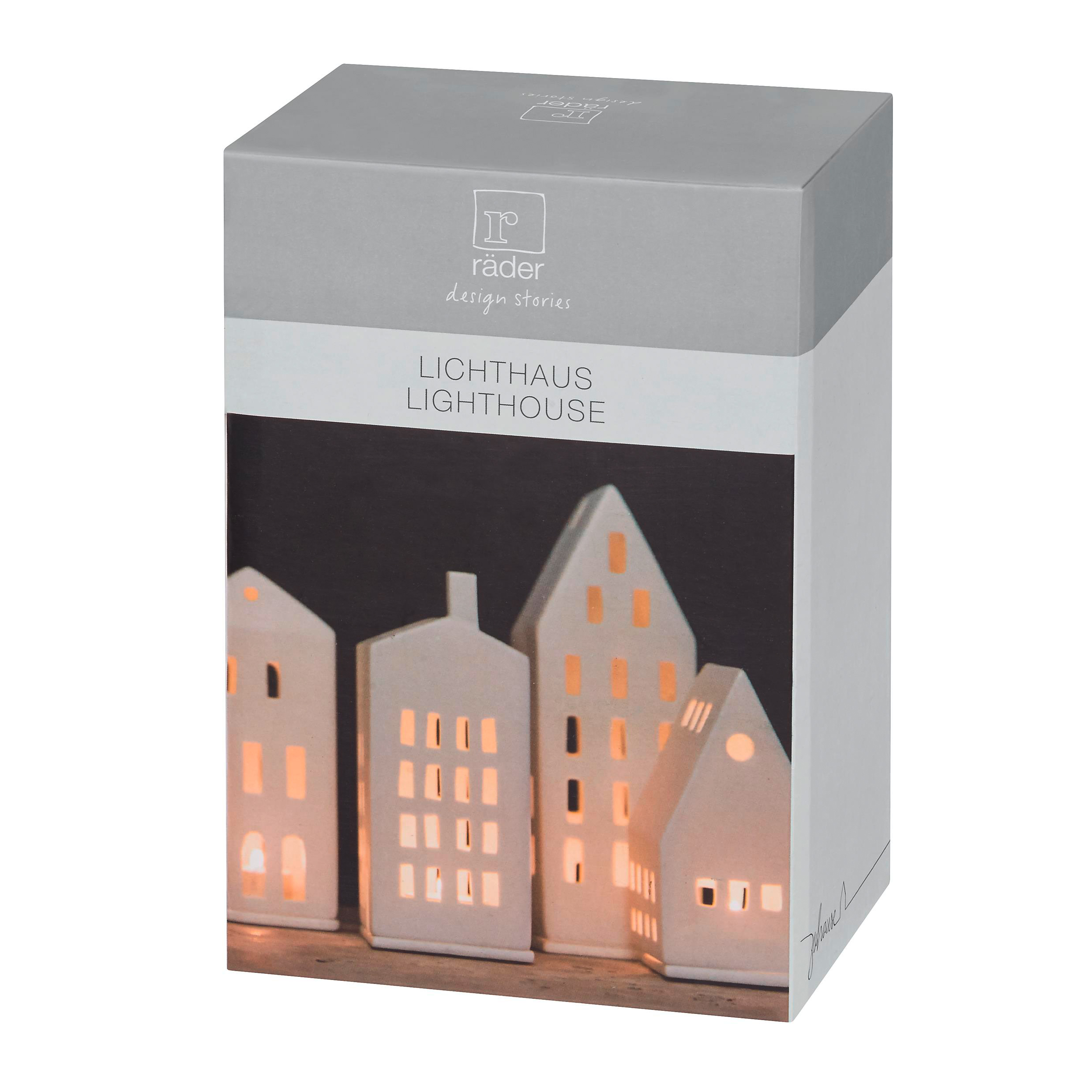 "Lichthaus ""Walmdach"" - räder (Xmas)"