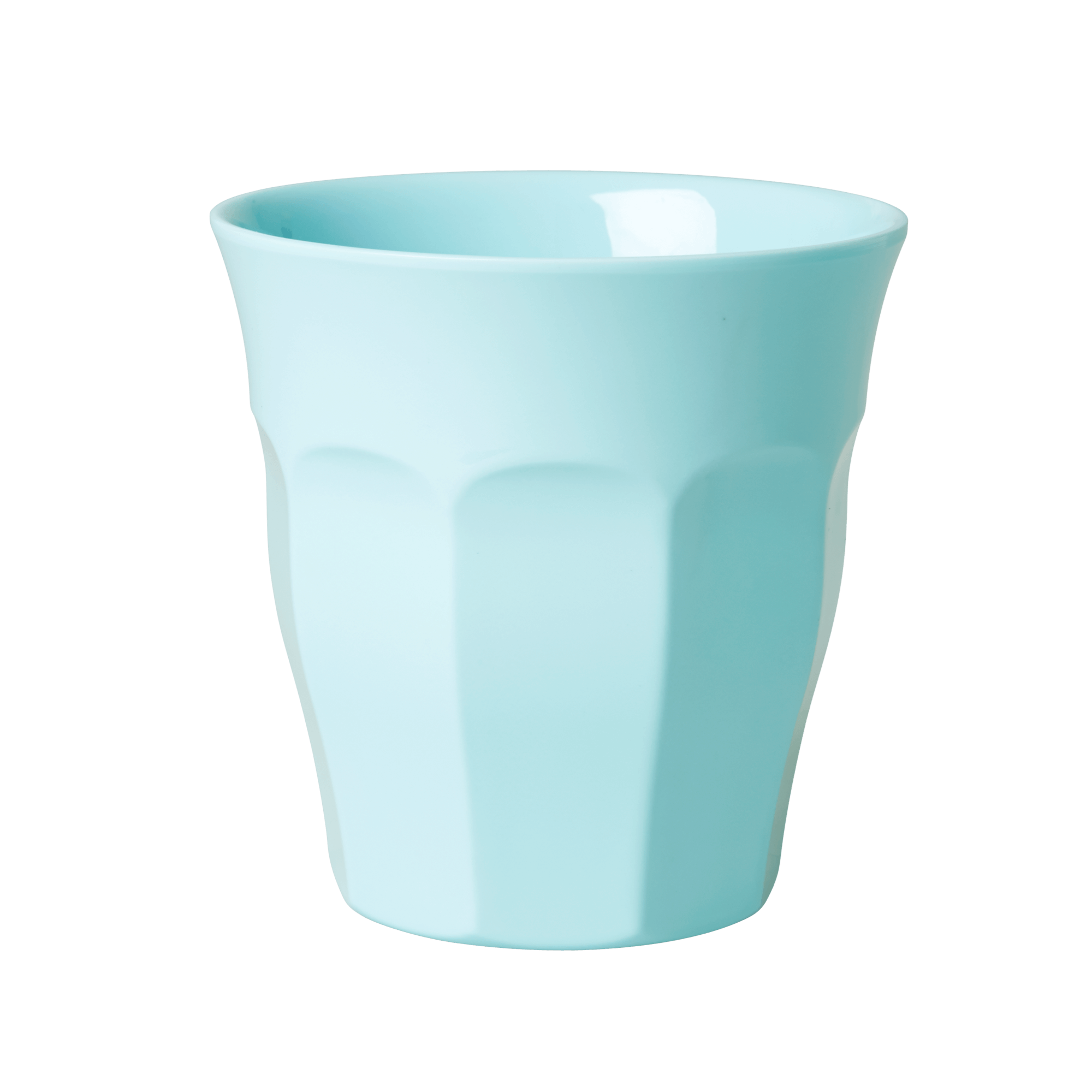 Medium Melamine Cup - Dark mint - rice
