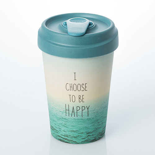 BambooCup - Choose Happy - chic.mic