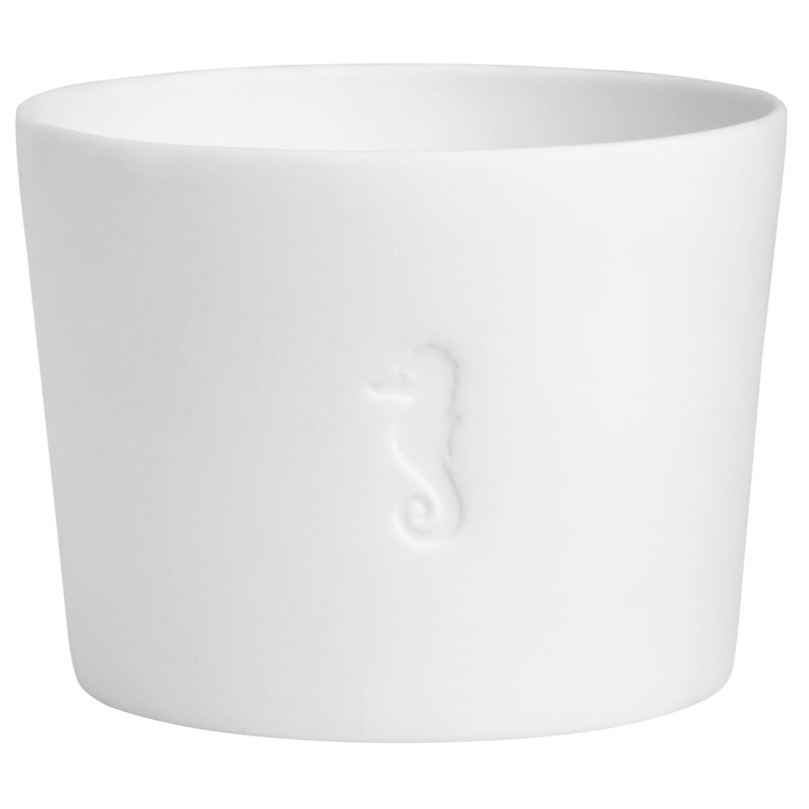Living Teelichthalter - Meerlicht Seepferdchen- räder