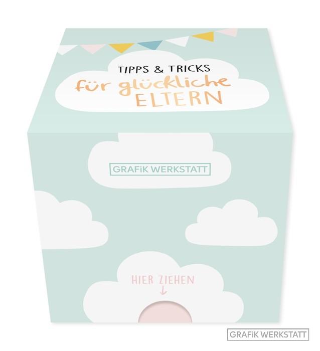 Message in a Box Tipps & Tricks für glückliche Eltern - Grafik Werkstatt