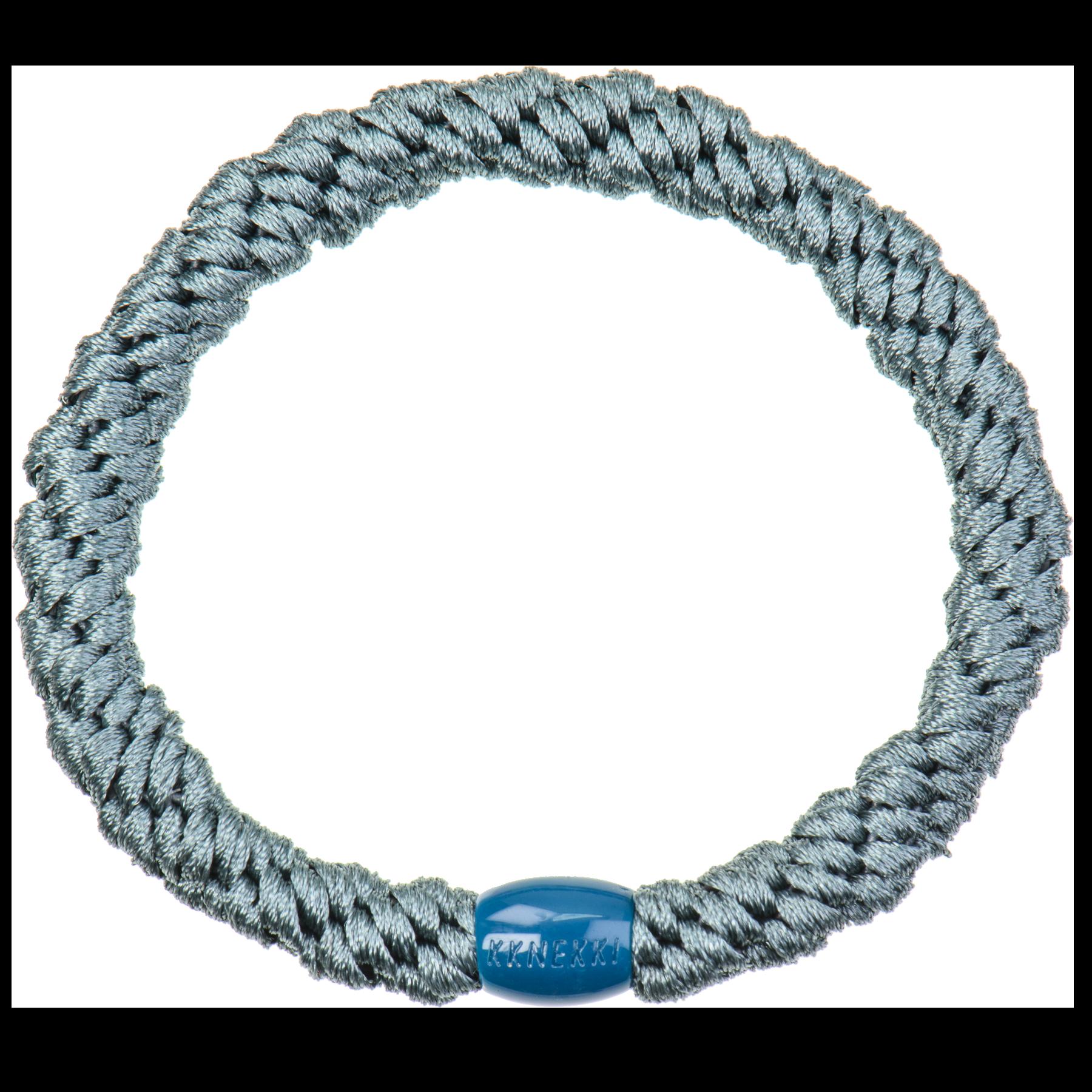 Haargummi / Armband - Dark teal 5159 - KKNEKKI