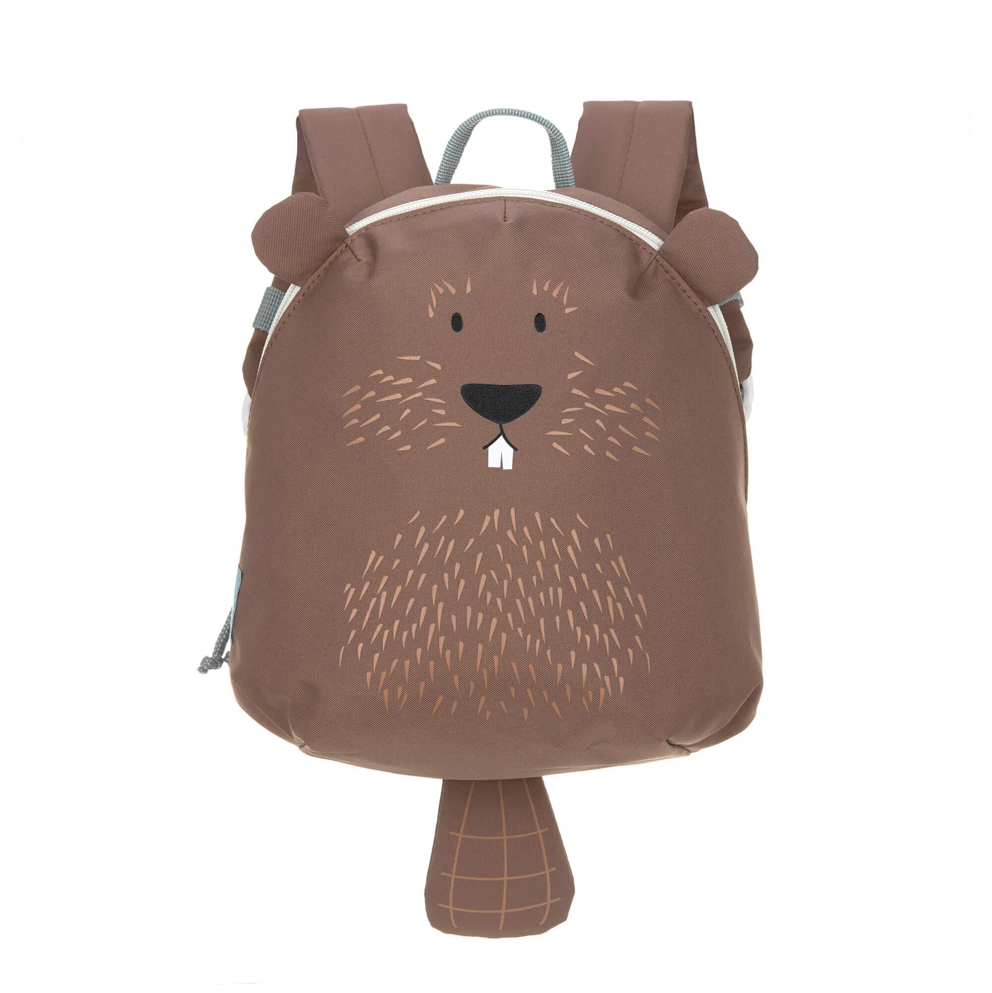 Kindergartenrucksack Biber - Tiny Backpack - About Friends Beaver - Lässig