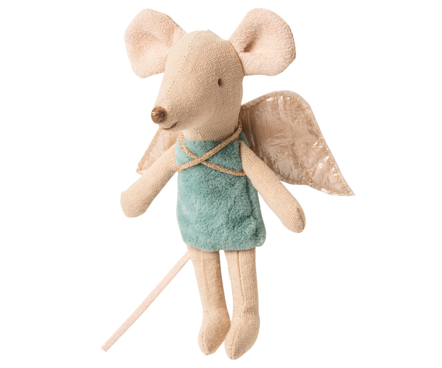 Maus Klein - blau - Fairy Mouse little - Maileg