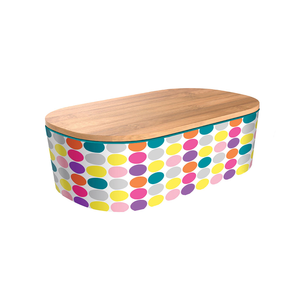 Lunchbox Deluxe - Fun Circles - chic.mic