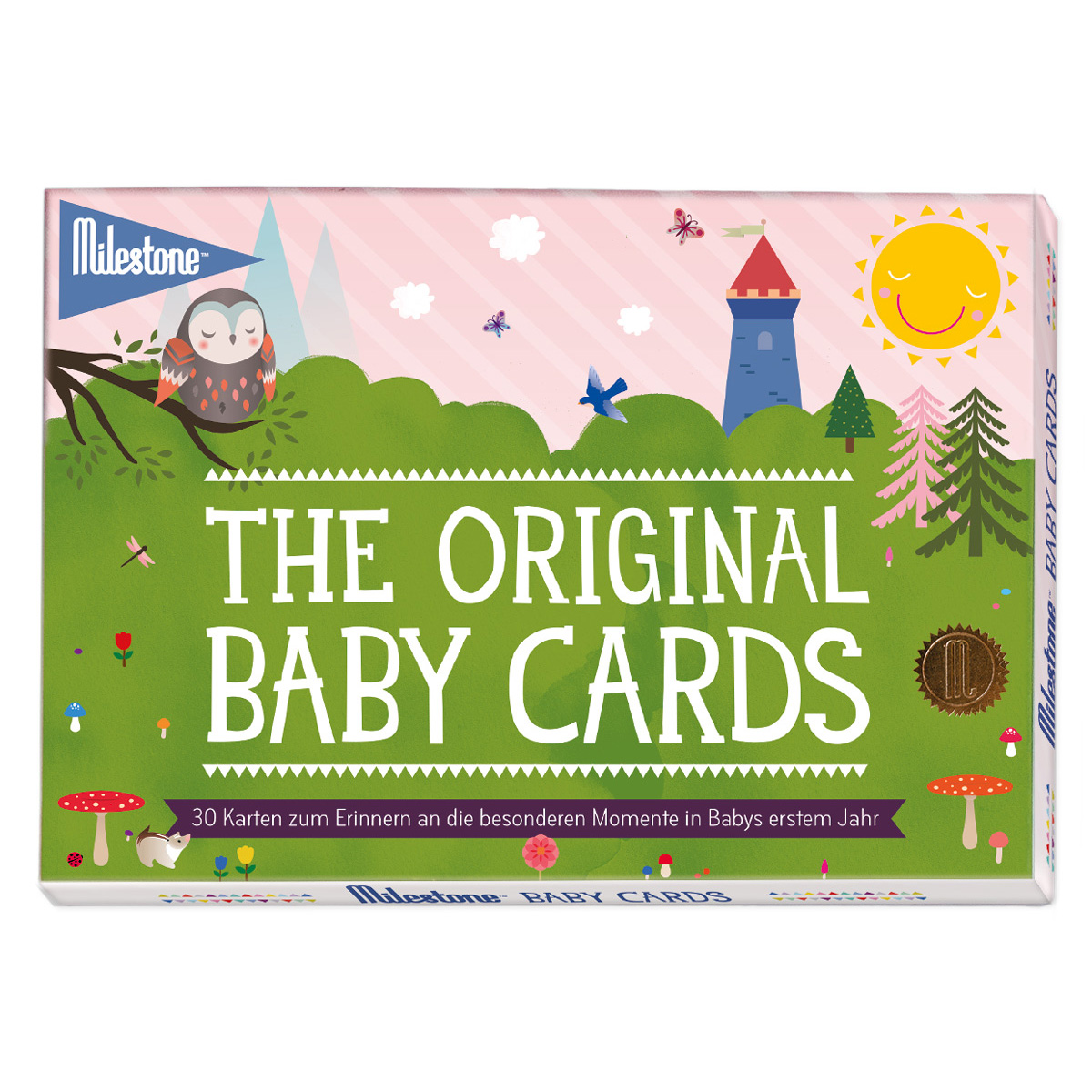 The Original Baby Cards - Milestone