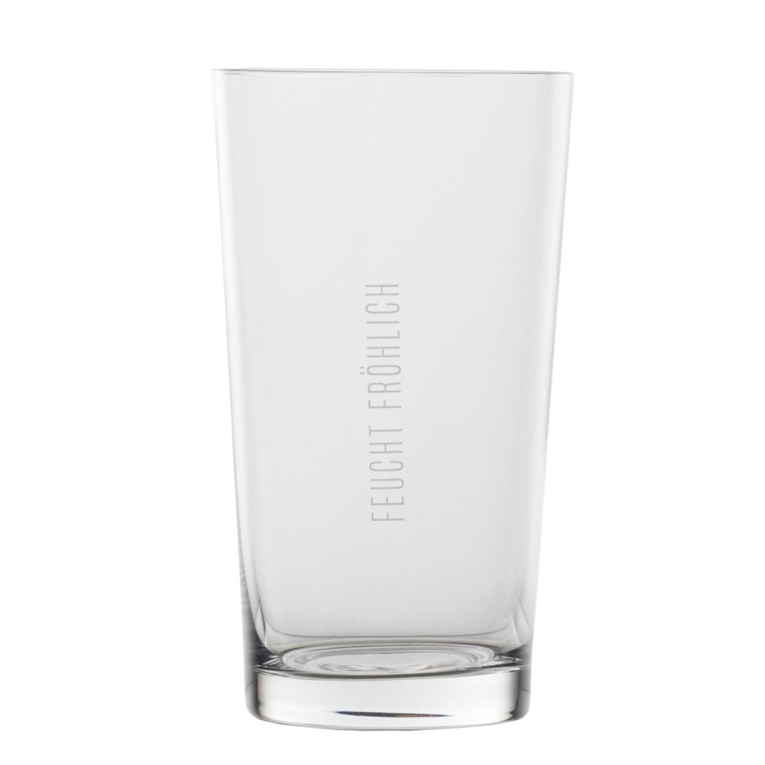 """Wasserglas - """"Feucht fröhlich"""" - Räder"""