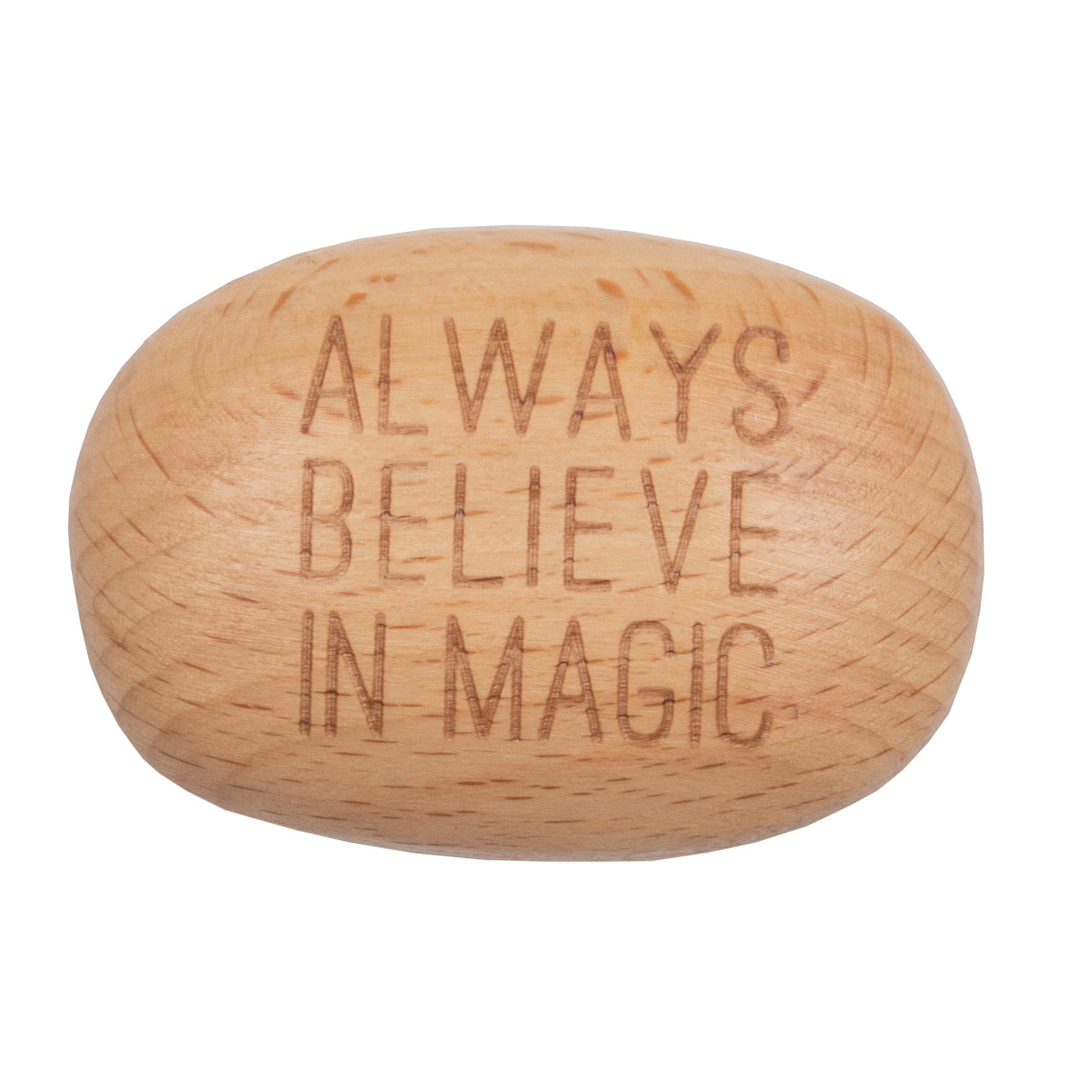 Baumstein - Always believe in magic - räder