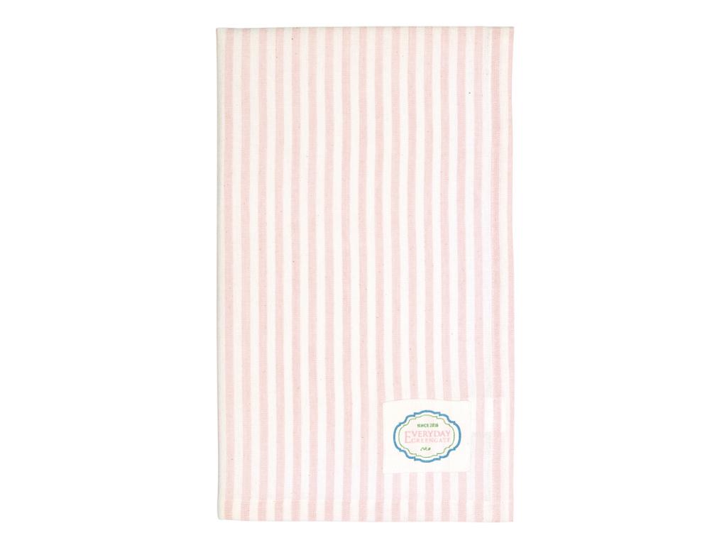 Geschirrtuch - Alice stripe pink - Greengate