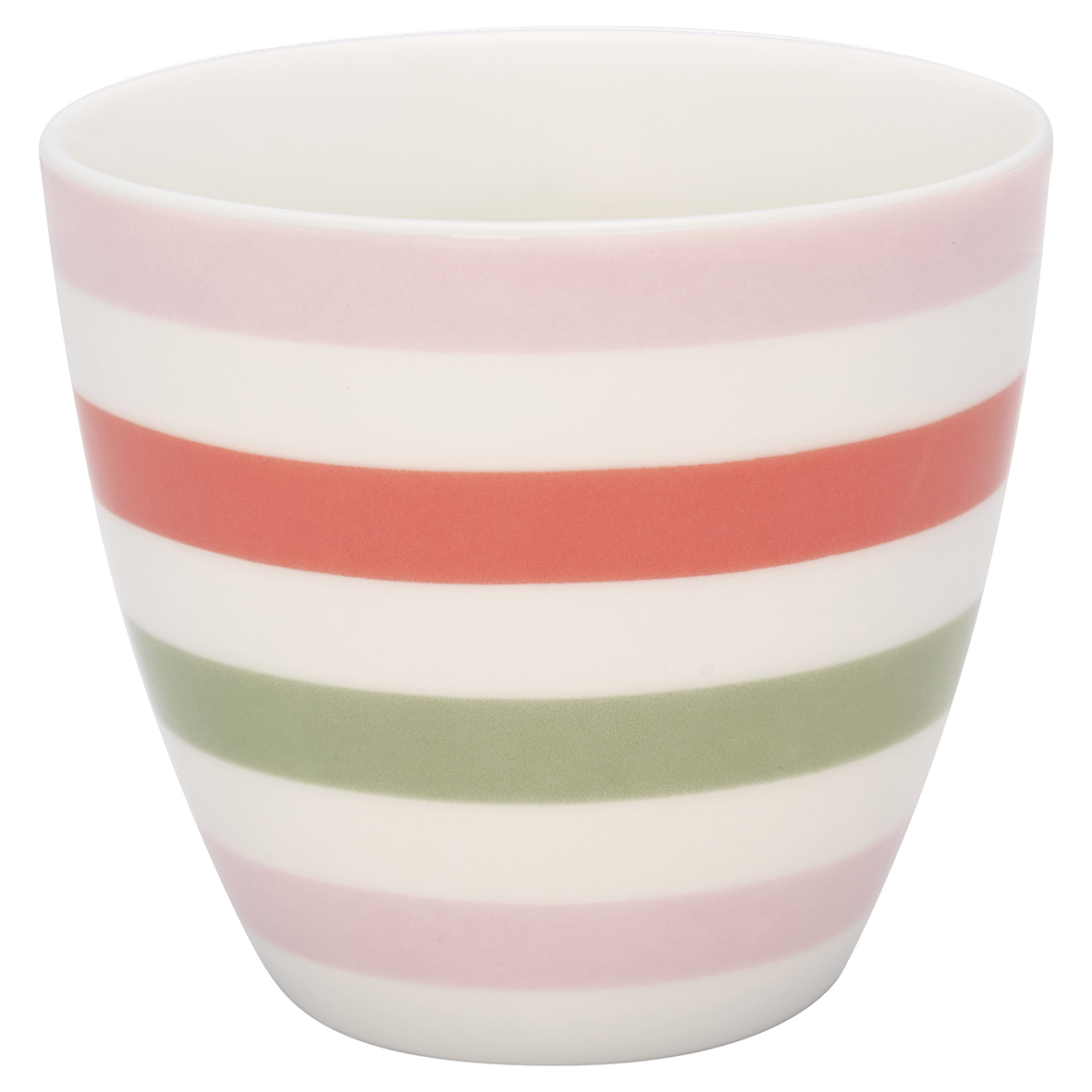 Latte Cup - Valentina white - Greengate