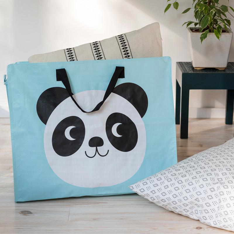 Riesentasche - Panda - Rex London
