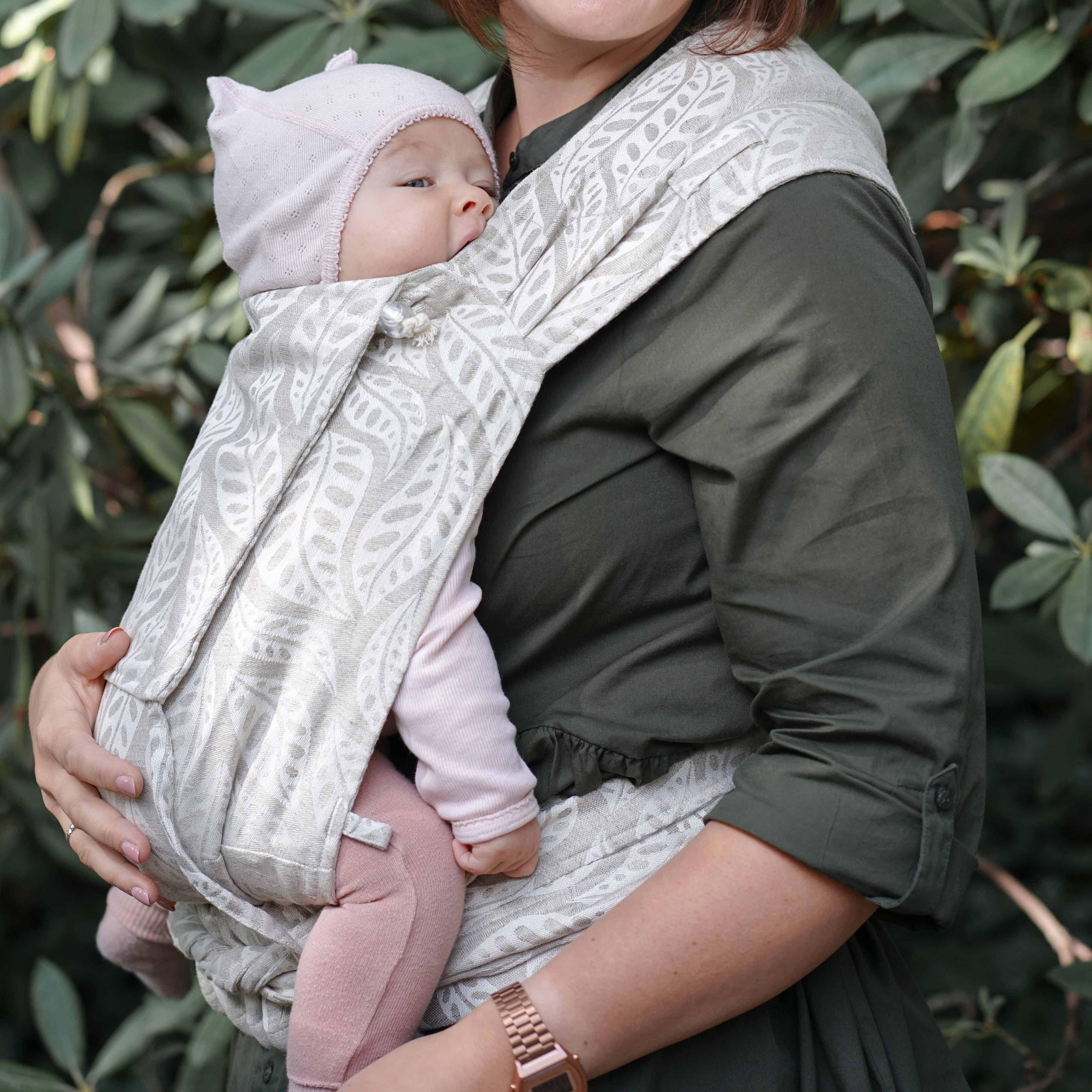 Babytrage mit Leinen - Valerie - LIMAS