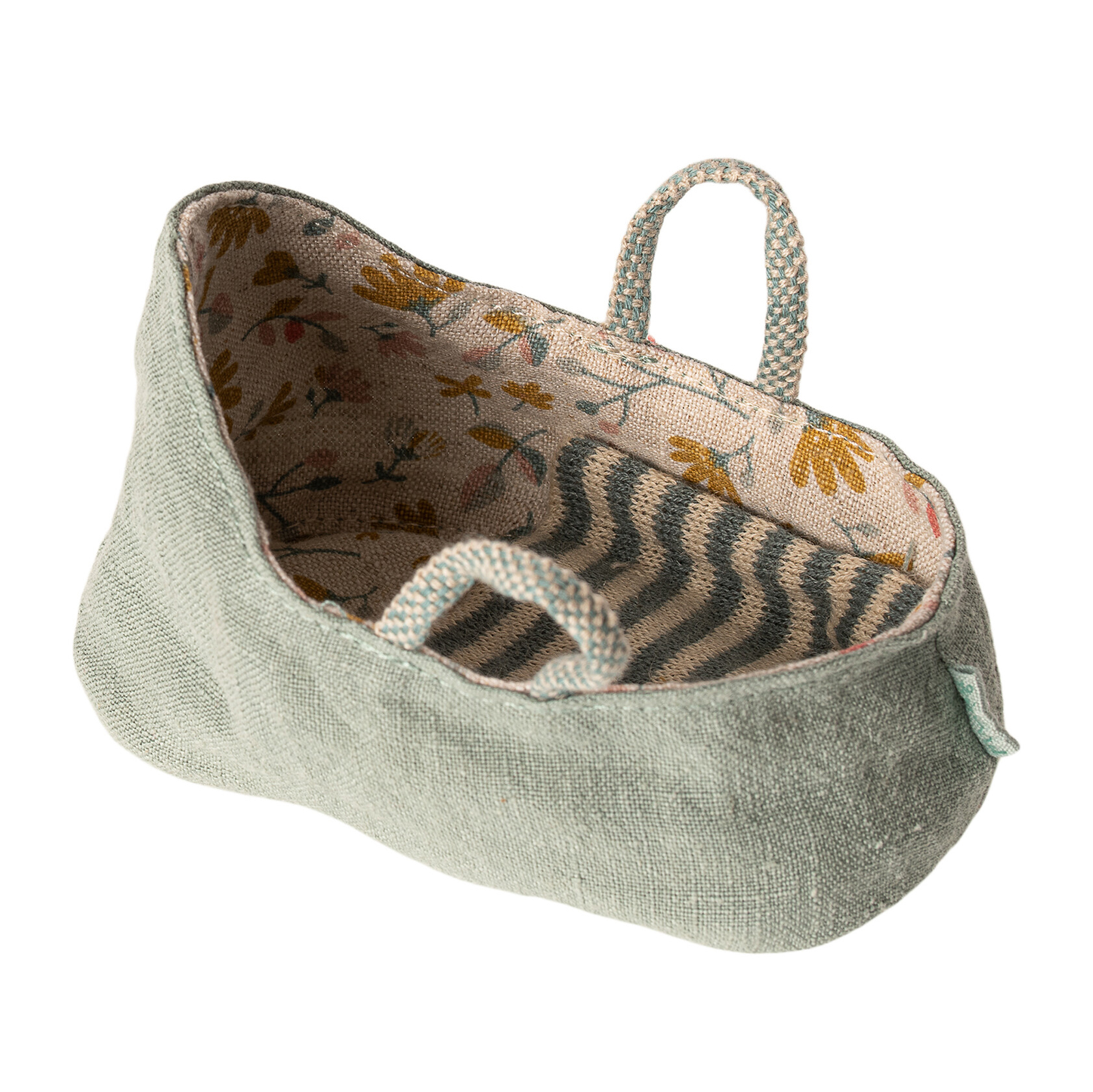 Baby-Tragetasche - Carrycot my dusty green - Maileg