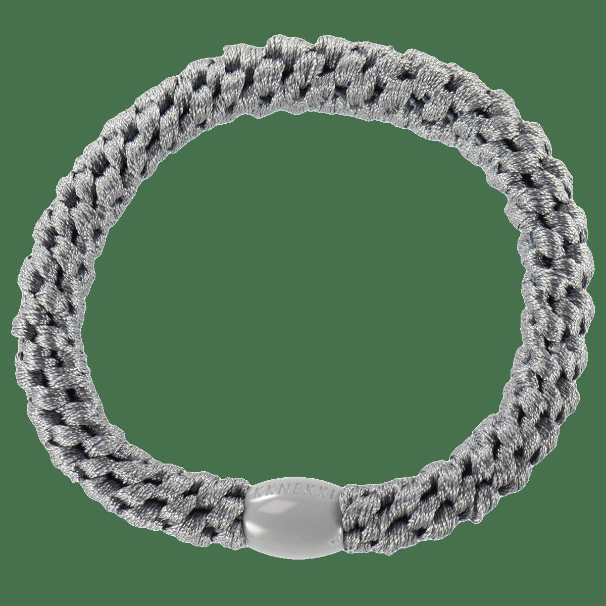 Haargummi / Armband - Mid grey 1636 - KKNEKKI
