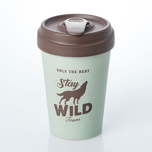 BambooCup - Stay Wild - chic.mic