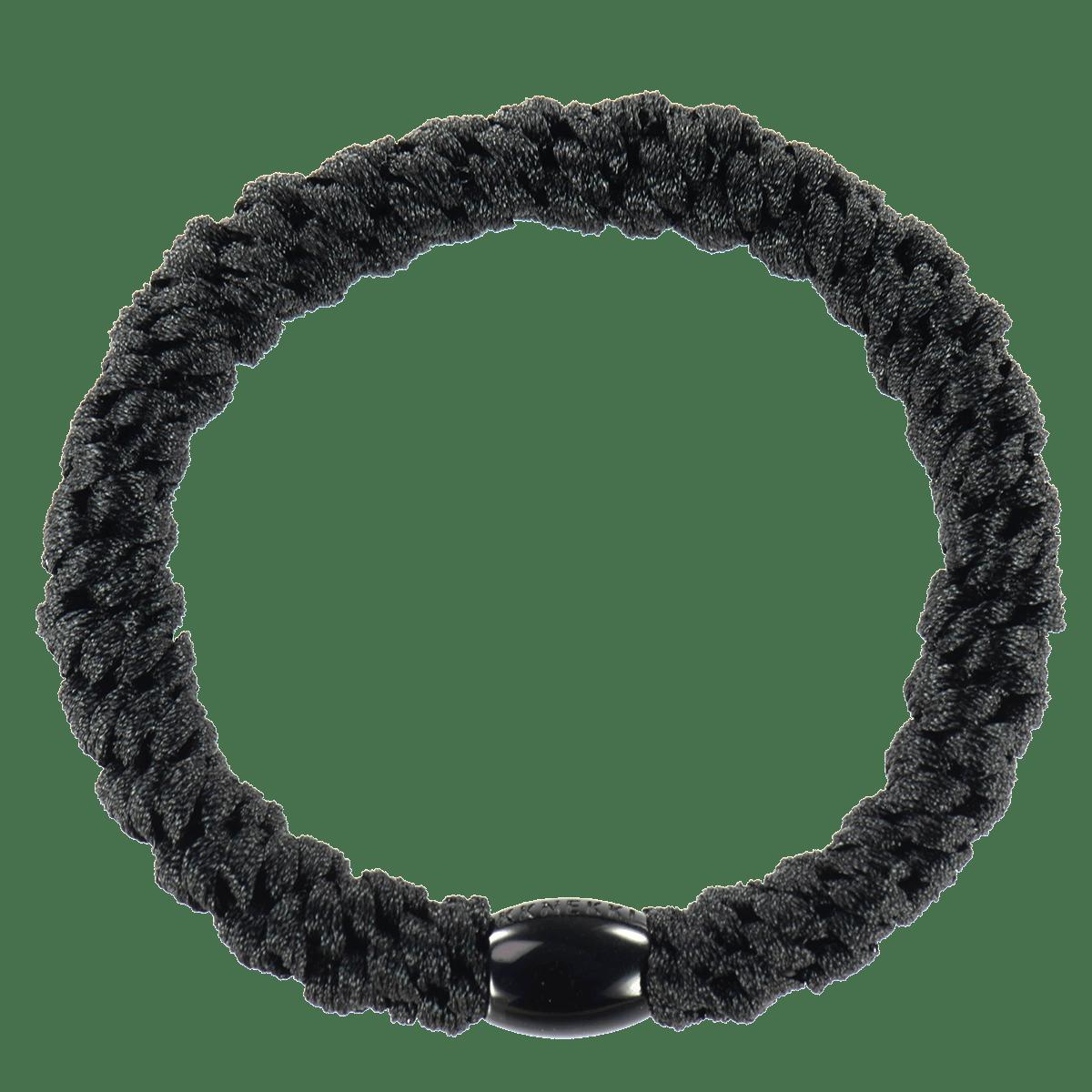 Haargummi / Armband - Black 1646 - KKNEKKI